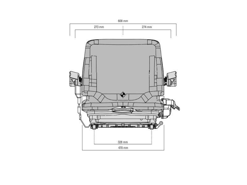 MSG 20 Tissu avec interrupteur