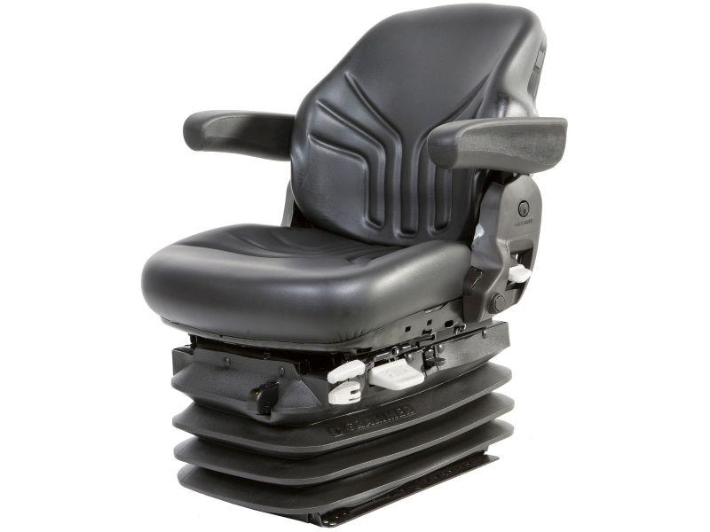 Maximo Comfort PVC Noir