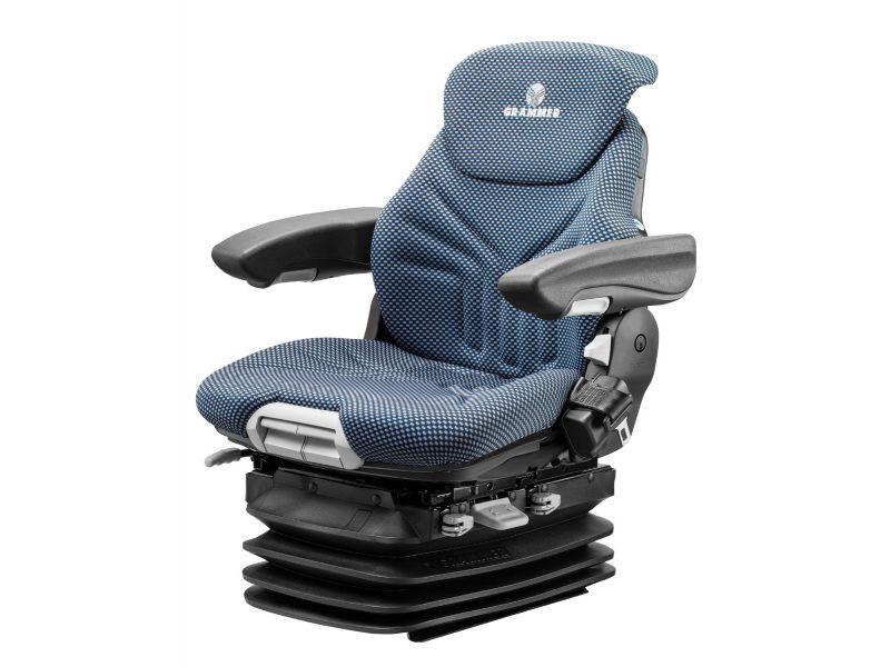 Maximo  XXL tissu bleu / noir 12V